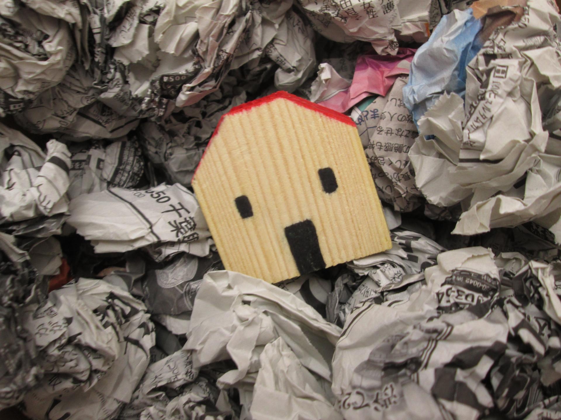 ゴミ屋敷になってしまう原因